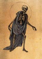 Ghosts n Goblins: Skeleton by Deimos-Remus