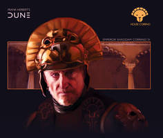 House Corrino: Padishah Emperor Shaddam Corrino IV by Deimos-Remus