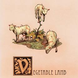 V is for Vegetable Lamb by Deimos-Remus