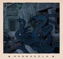LOZ Redux: Manhandla by Deimos-Remus