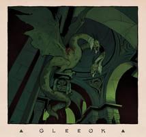 LOZ Redux: Gleeok by Deimos-Remus