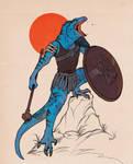 Link's Blacklist: Geru by Deimos-Remus