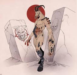 DOOM: Cyberdemon by Deimos-Remus