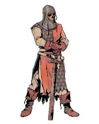 Undead Executioner by Deimos-Remus