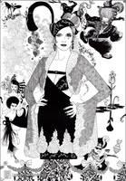 Haute couture by Leaubellon