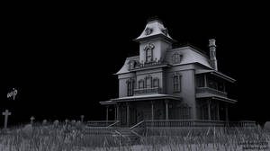 Haunted House (WIP) by Leah3D