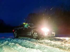 Snow Patrol by HunterGSD