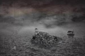 Syria Is Burning by AhmedAlmabdi