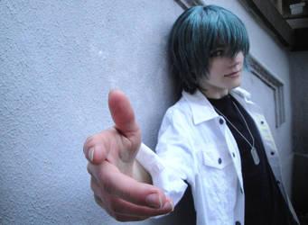 TnC: Take my hand.. by AkiraxShiki