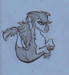 Fairy the DariganPeophin by Amandalee1114