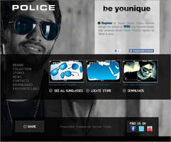 Police Middle East by Egygo