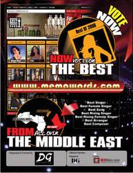 MEMA Awards print 2 by Egygo