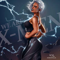 Storm by Arkenstellar
