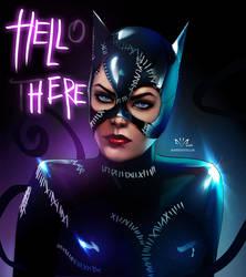 Catwoman by Arkenstellar