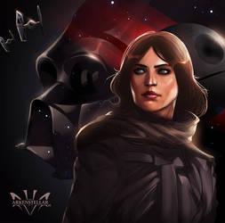 Rogue One by Arkenstellar