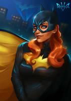Batgirl by Arkenstellar