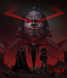 Darkseid s Legacy by Arkenstellar