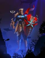 Captain America by Arkenstellar