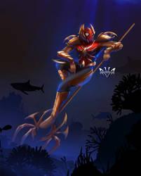 Spiderman by Arkenstellar