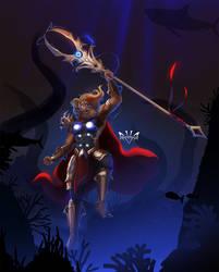Thor by Arkenstellar