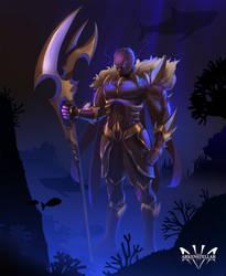Black Panther by Arkenstellar