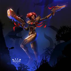 Black Widow by Arkenstellar