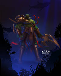 Hulk by Arkenstellar