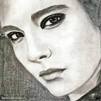 Bill Kaulitz by feerique