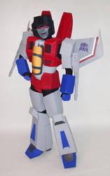 Starscream Transformer Costume by jacemoore