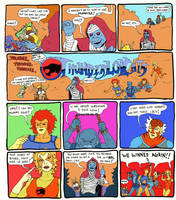 Thunderlolcatz by oh-the-humanatee