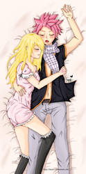 Sleeping by mayu3