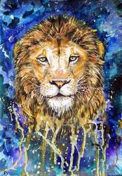 Wonder Lion by HeloiseRS