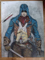 Arno Dorian by animedrawren