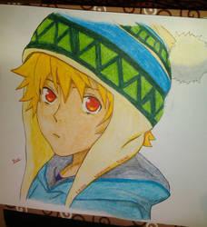 Yukine Noragami by animedrawren