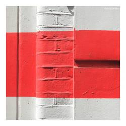 red brick by davespertine