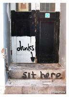 reserved seating by davespertine