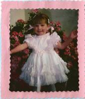 Me as a Toddler :D by DuhQueenMoki