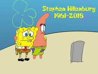 RIP Stephen Hillenburg by MadMan400096