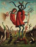 Alice in Wonderland by MillerTanya