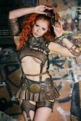Steampunk Ophelia by kalaspuff