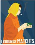 Art Deco Ad by emiliaa