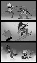 Sword Training by UnknownSpy