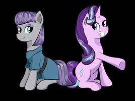 New Besties! by Moonlightfan