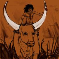 Mowgli (2012 year) by Kaya888