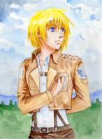 Armin Arlert ( Shingeki no Kyojin) by Kaya888