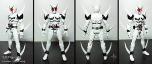 Kamen Rider Fang by dezet08