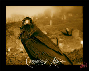 cemetary keeper by jipixxx