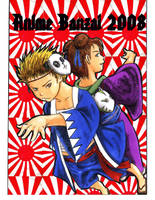 Anime Banzai 2008 by phation