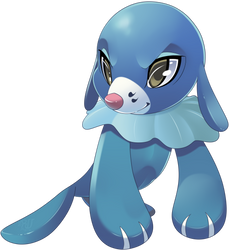 Popplio by phation