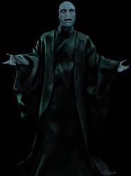 Voldemort Render by LorinBr
